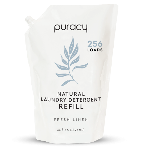 how to refresh your home with puracy natural laundry detergent