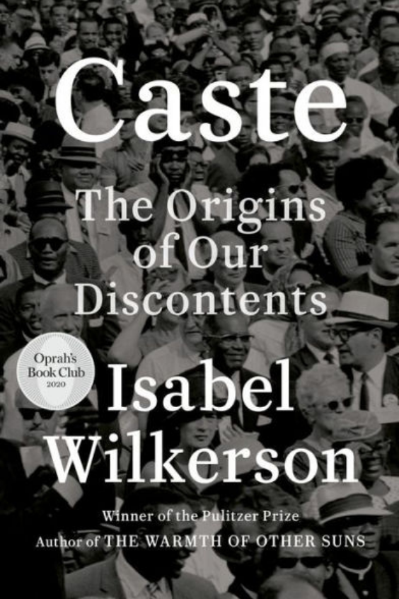 Book, Caste by Isabel Wilkerson